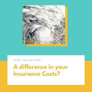 Have you noticed a difference to your insurance costs?