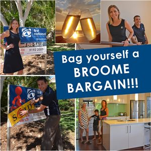 It's Time to Bag a Broome Bargain