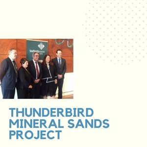 FEDERAL ENVIRONMENTAL APPROVAL GRANTED FOR THUNDERBIRD