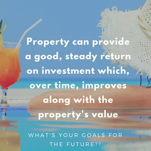 Does Property Represent a Secure, Long Term form of Wealth Creation?