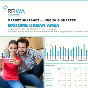 REIWA Market Update (June Quarter)