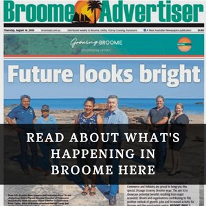 Growing Broome