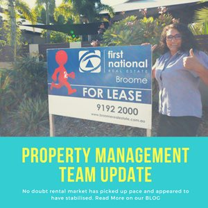 Property Management Team Update