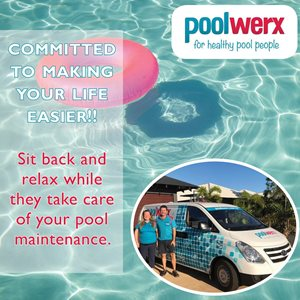 Introducing New Mobile Pool Servicing Business - Poolwerx
