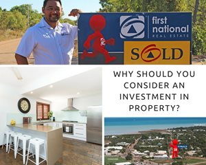 Great time to consider investing in Broome