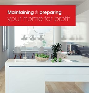 How can I maximise the profit in my home or investment?