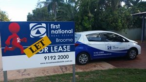 Happy 2017 Broome from First National Real Estate Broome