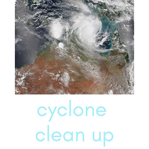Cyclone Clean Up