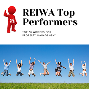 REIWA Top 30 Winners for Property Management