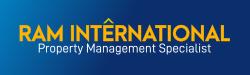 RAM International logo