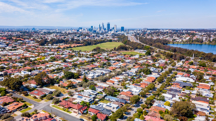 Perth sales and rental activity on the rise