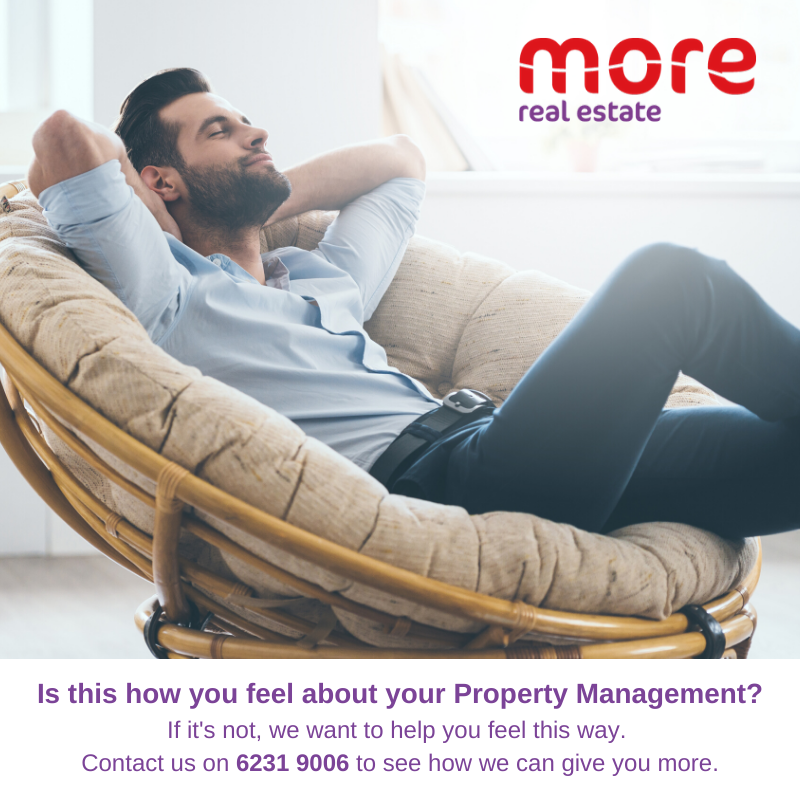 Relaxed Property Management
