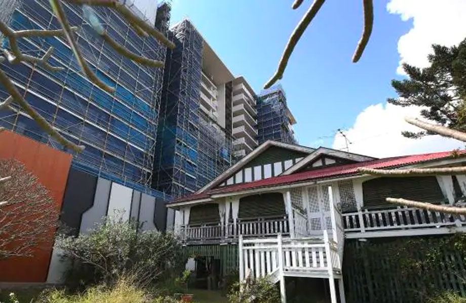 Council Bans Townhouses and Units in Brisbane's Suburbs