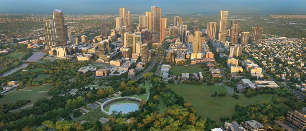 Parramatta high-rise towers to make Sydney Australia's first two-CBD city