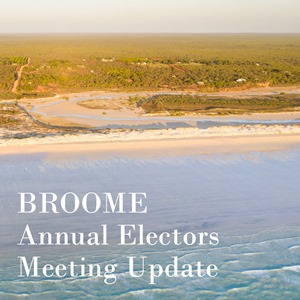 Annual Electors Meeting