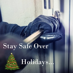 Stay Safe Over Christmas Break