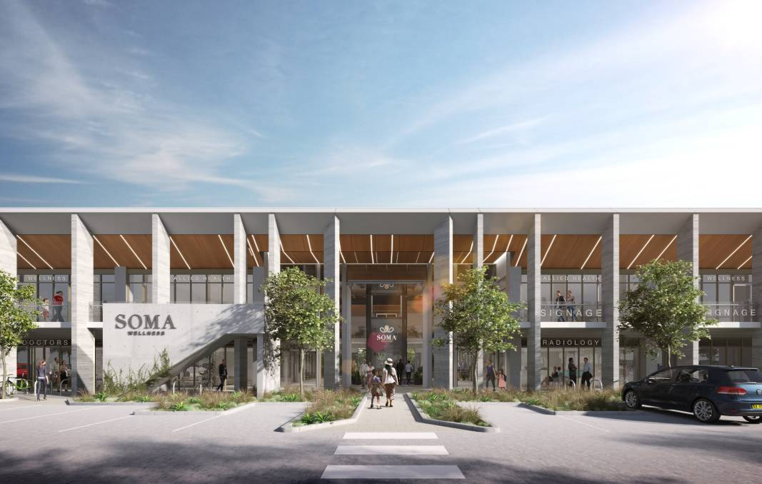 Gregory Hills' new lifestyle precinct one step closer