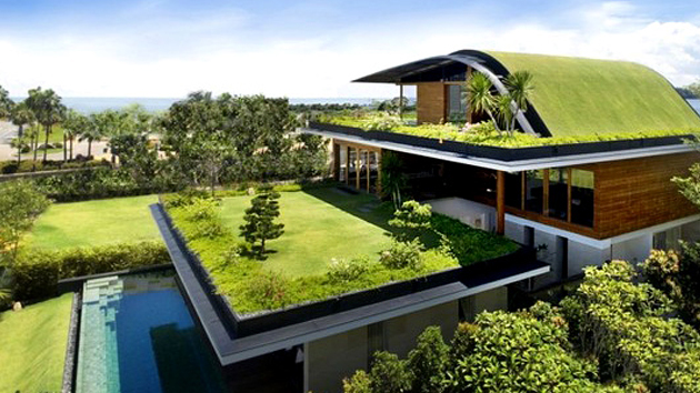 Sustainable Homes of the Future