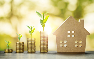 Green Home Loans Offer 2.44%