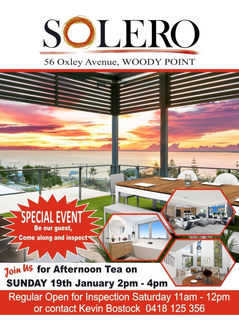 Solero Luxury Apartments Open Home Launch