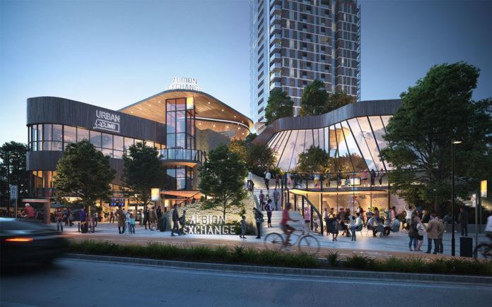 Green light for $750M Albion Exchange TOD development