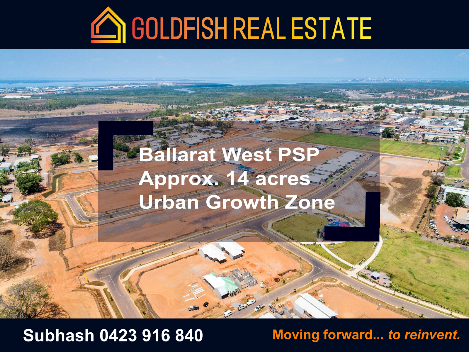 BLUECHIP INVESTMENT - RESIDENTIAL DEVELOPMENT SITE - APPROVED PSP