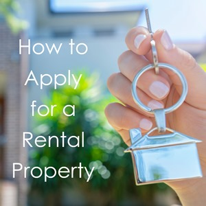 How to Apply for a Rental Property