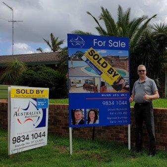 David is a wonderful, friendly real estate agent