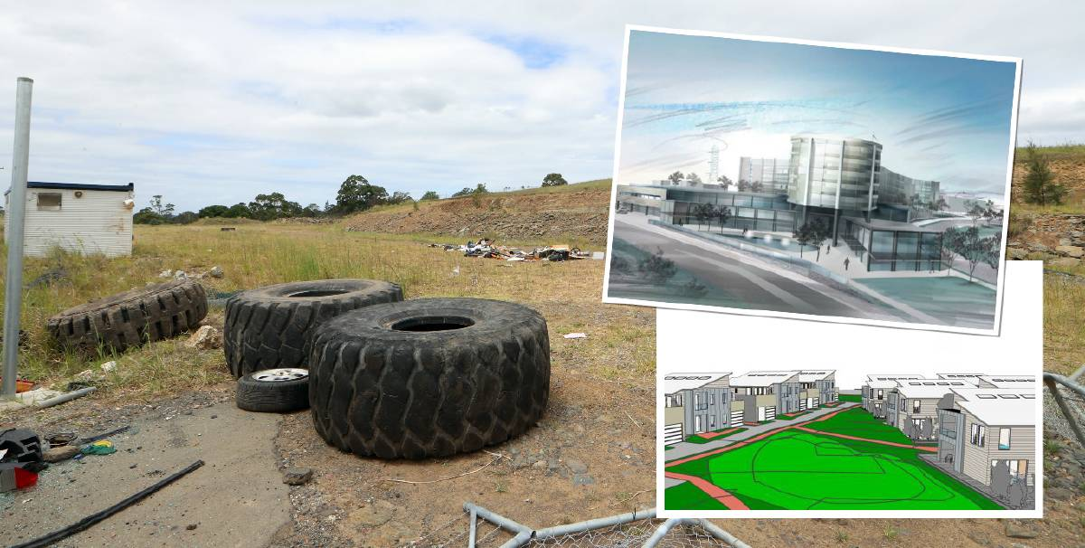 Revival of $315m West Dapto health precinct after years of inactivity