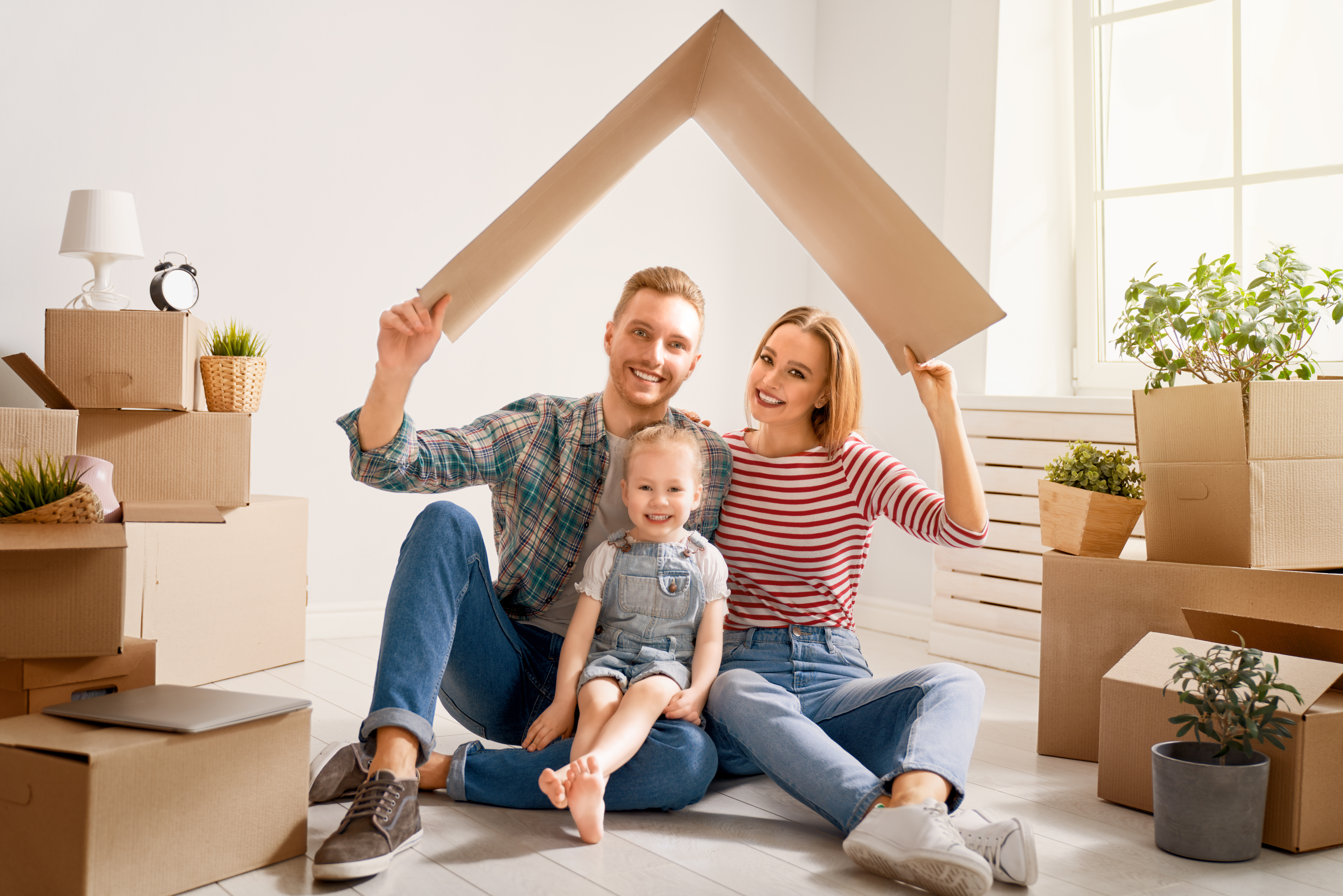 Buying your first home just got easier !