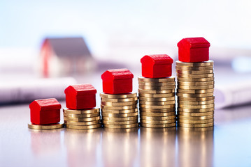 Mortgage Demand Lifting On Lower Rates And Easier Credit, Pushing Values Higher - Values Rise