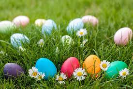 HAVE A HAPPY AND SAFE EASTER BREAK AT HOME!