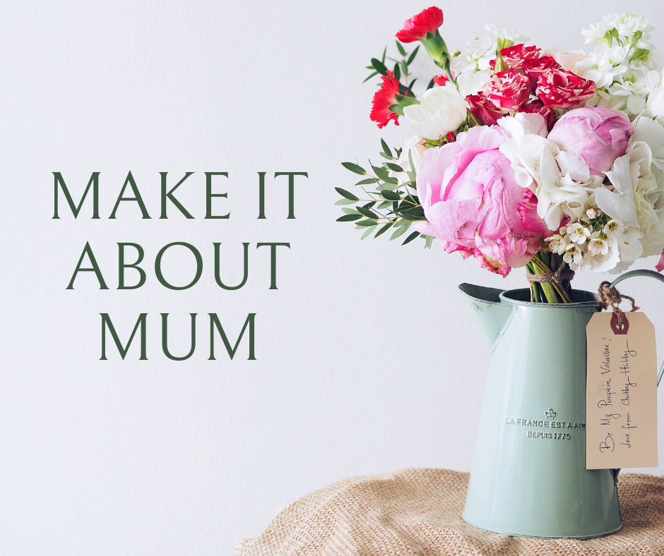 Ways To Thrill Mum On Mother's Day
