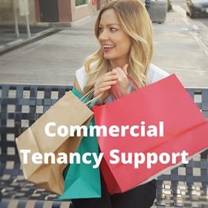 Commercial tenancy support