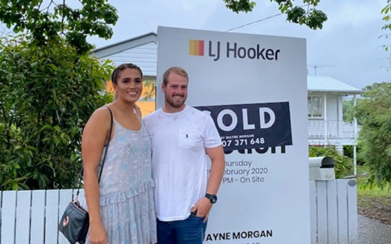 Great first home Buyers experience!