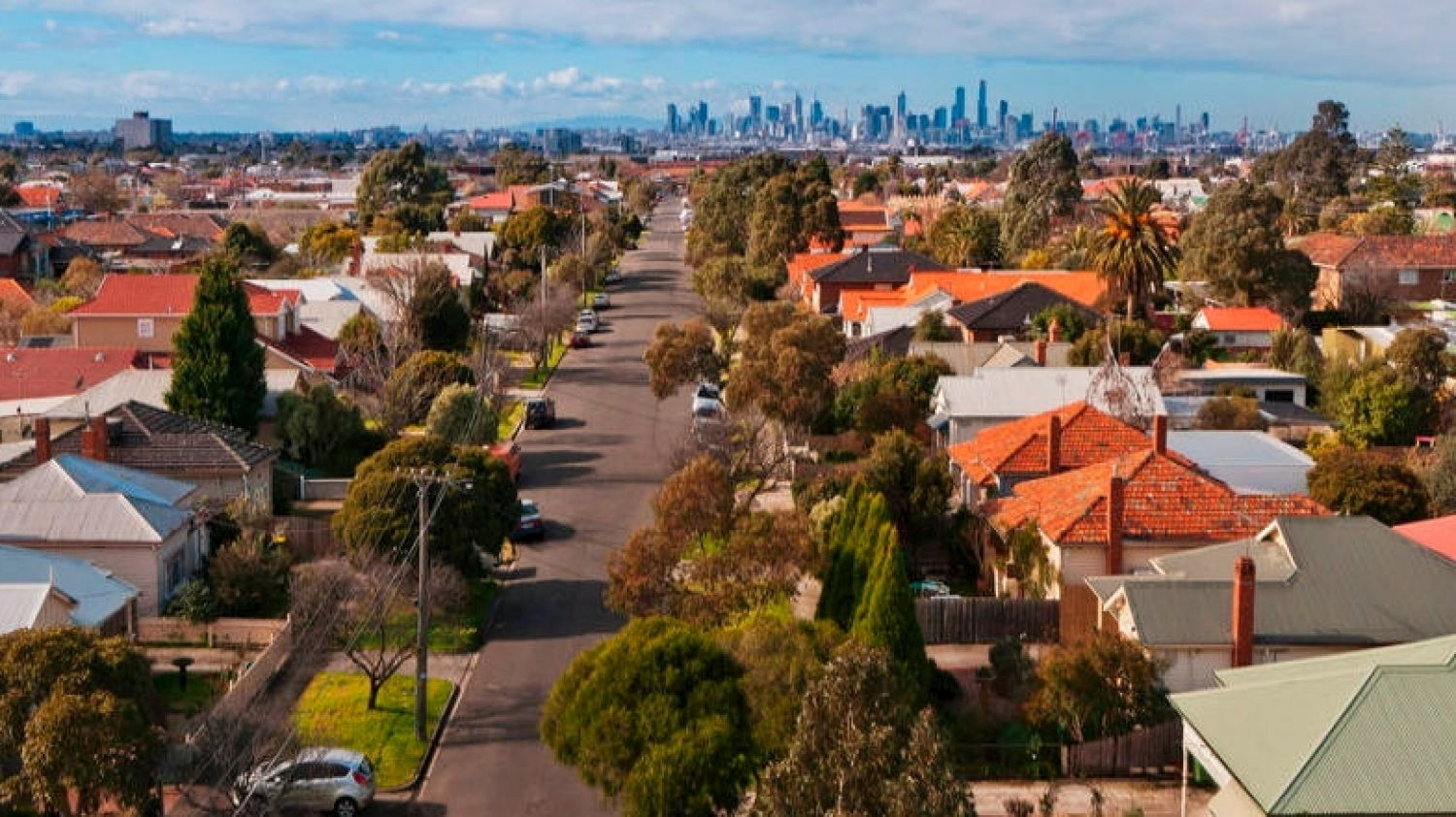 SOARING HOUSE PRICES IN MELBOURNE'S ONCE MOST AFFORDABLE AND LIVEABLE SUBURBS