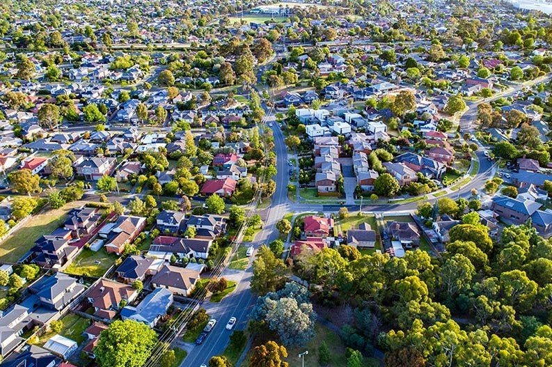 MELBOURNE'S HOUSE PRICES ON A RAPID RISE, WITH STRONG GROWTH IN 10 YEARS