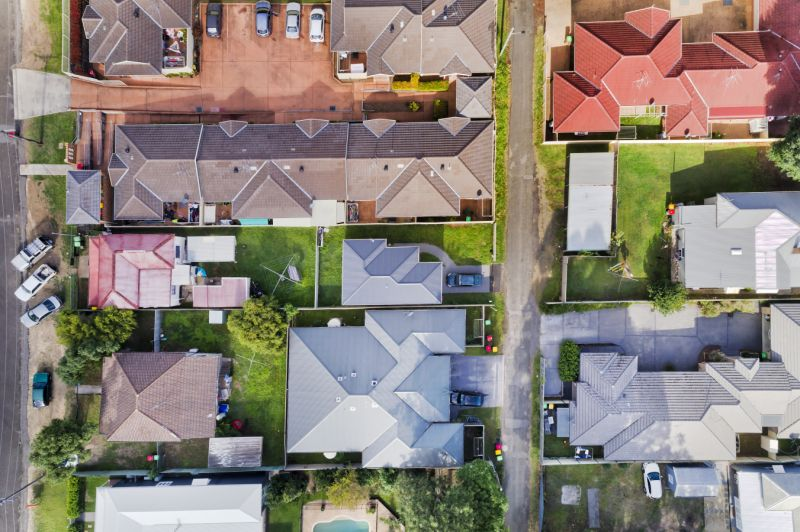 SIGNS THAT PROPERTY MARKETS ARE RECOVERING