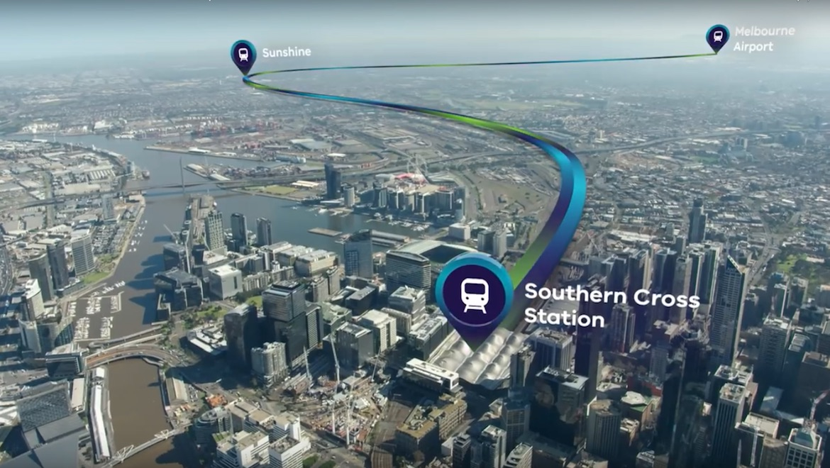 MELBOURNE AIRPORT RAIL LINK: THE $10 BILLION PROJECT FOR SUSTAINABLE MOBILITY