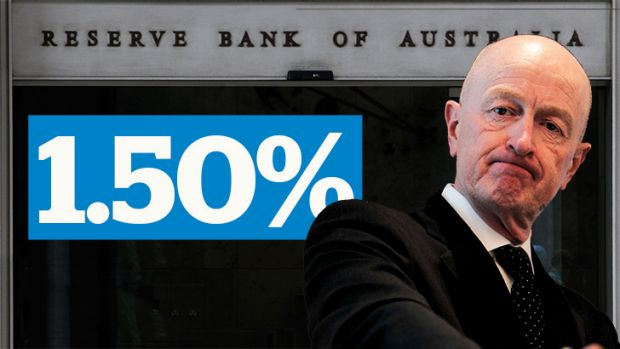 RBA KEEPS RATES ON HOLD AT 1.5 PER CENT
