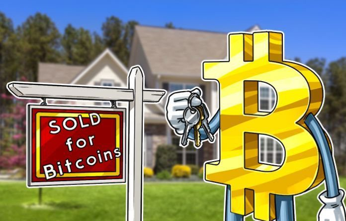 CRYPTOCURRENCIES ARE ENTERING AUSTRALIA'S PROPERTY MARKET