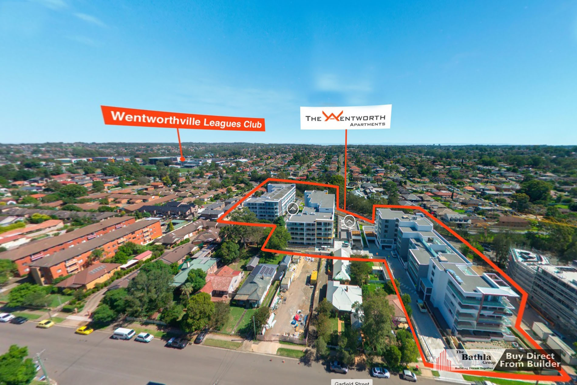 Wentworth Apartments   Living in Parkland Settings