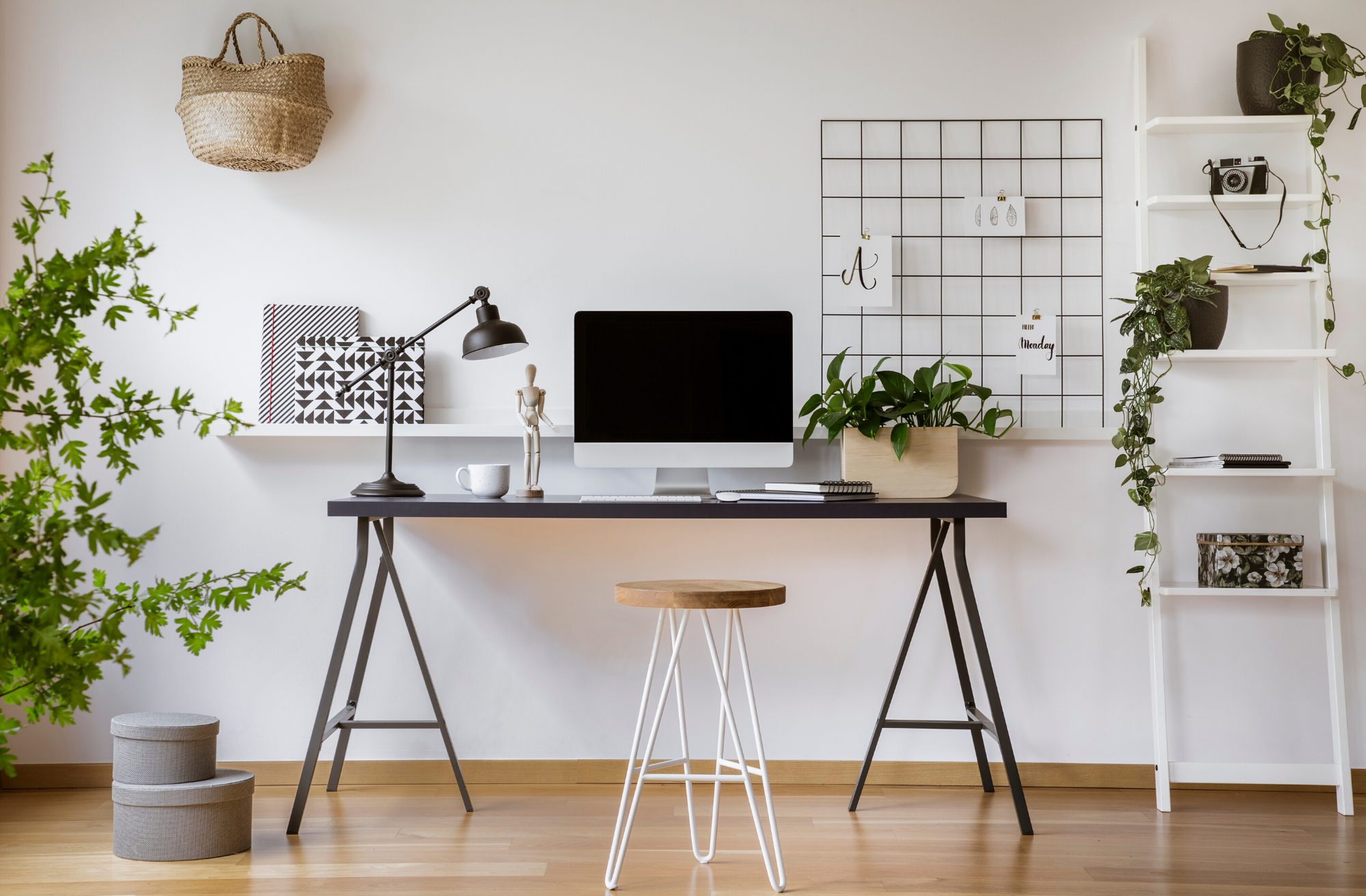 5 Ideas for Home Office Design