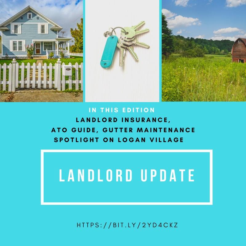 June Newsletter ~ Landlords