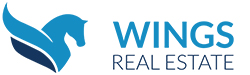 Wings Real Estate logo