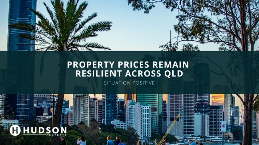 Property Prices Remaining Resilient across QLD