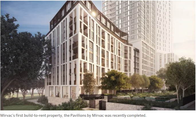 Build-to-rent on the cusp of exponential growth