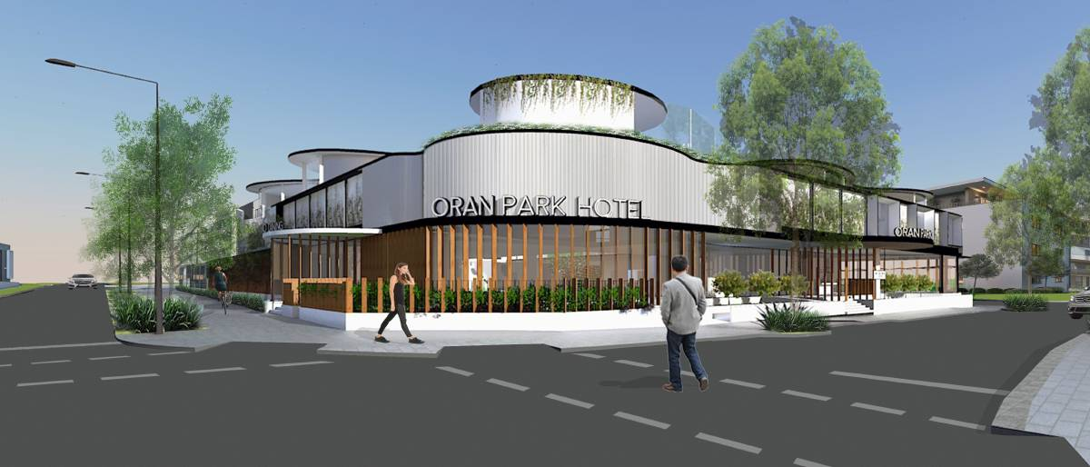 Oran Park Tavern one step closer to approval