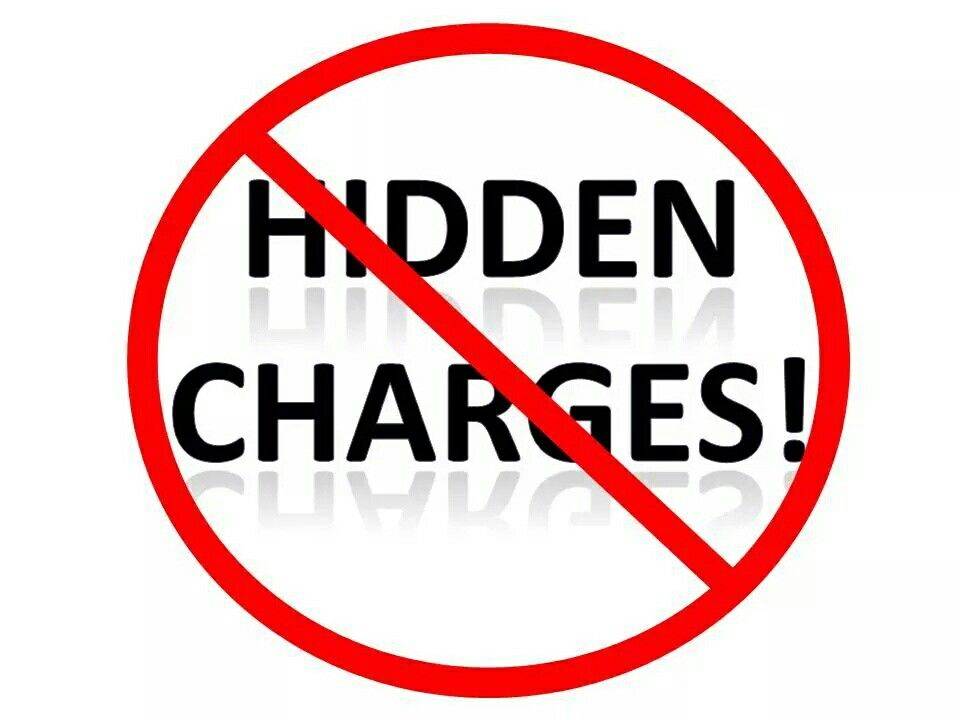 How Do I Ensure I'm Not On The Hook For Hidden Charges By The Builder?