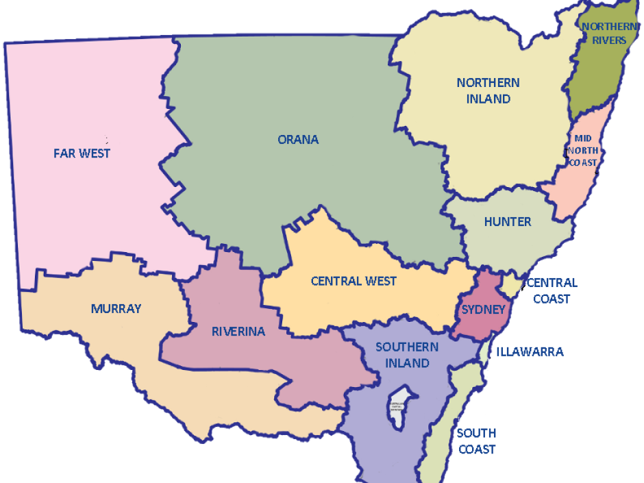 Regional NSW now has more upwardly mobile markets than Sydney.